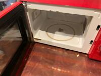 Microwave oven free. Working condition