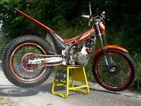 2012 Beta EVO 125cc Competition Trials Bike