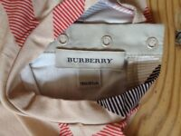 Brand new Without Tags BURBERRY Baby top boy girl 18months Stretch material