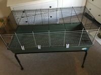 XXL Indoor Rabbit/Guinea Pig or Rodent Cage