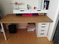 Ikea desk £40 o.n.o