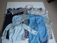 Calvin Klein, Ralph Lauren, Jasper Conran, White Company, John Rocha Designer Baby Clothes