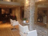 CHAIR TO RENT IN BEAUTIFUL CITY CENTRE SALON