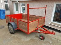 7by4.5 car trailer