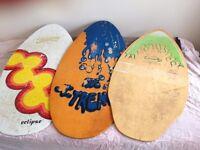 Skim/Boogie Boards (3)