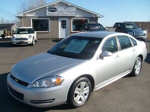 2011 Chevrolet Impala LS Air Cruise PW PL Remote Entry