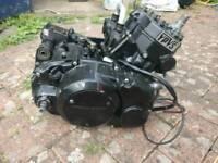 Yamaha RD350 engine
