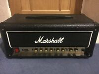 Marshall DSL15h valve amplifier. Very good condition, just not used.