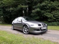 SEAT Leon Cupra R 225 BAM. Appreciating Future Classic