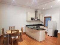 Modern & Spacious Split Level Two Double Bedroom Maisonette -Fully Furnished with Own Private Patio