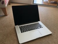 "Macbook Pro 15"" w/ Retina Display (2015)"