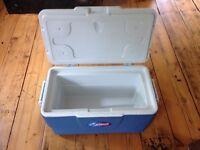 Coleman Xtreme QT Passive Cooler Coolbox excellent condition