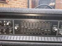 Peavey mark v1 bass amp