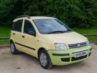 FIAT PANDA DYNAMIC ONLY 18000 MILES 2008 15 SERVICES HPI CLEAR EXCELLENT CONDITION