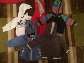 Large bundle 3-6 months boy's clothes.