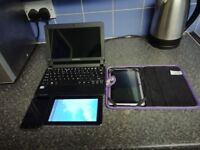 Tablets and phone