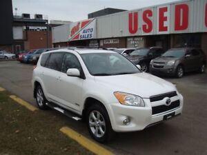 2012 Toyota RAV4 LIMITED ~ LEATHER ~ NAVIGATION ~ BACK-UP CAM. ~