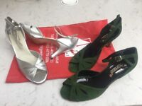 Tango Shoes from BA. Made by Artesenal. Size 39. New. £150 for both pairs or £90 for 1 pair