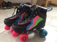 Size 2 Girls Rollerskates