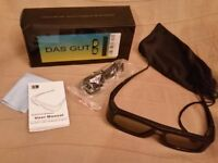 3D Universal Rechargeable Active Shutter Glasses (7 available)