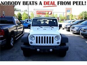 2014 Jeep Wrangler Sport Excellent Condition! **Winter Special!*