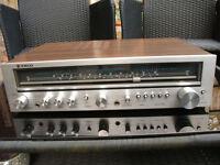 Vintage 1978-79 Trio (Kenwood) Receiver Amplifier Radio