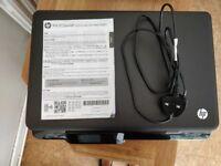 HP Photosmart 5520 wireless printer/scanner