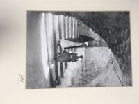 Mounted Photographs of Palestine - Authenticated and signed