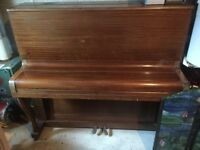 FREE UPRIGHT PIANO!!