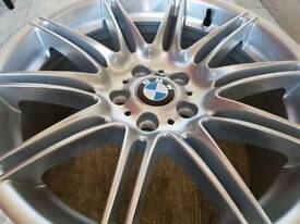 Genuine bmw mv4 REAR alloy 19""