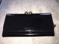 Black Ted baker Purse