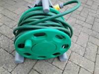 Hozelock reel+ hose
