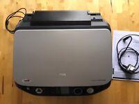 Epson Stylus PHOTO RX560 photo printer and scanner bundle