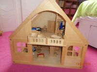 Early learning Dolls house