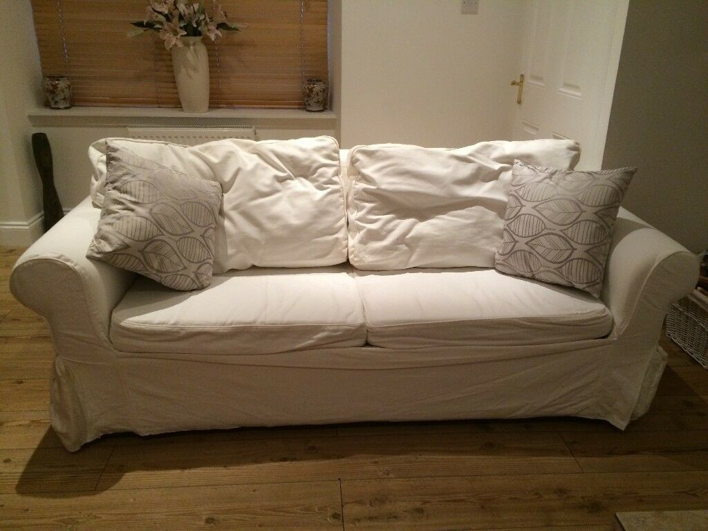 Ektorp 3 Saeter Sofa Bed In Kinross Perth And Kinross
