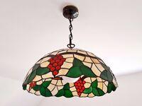 Stylish Tiffany Pendant Ceiling Lamp 40cm