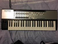 Novation 49SL mk2 49key midi keyboard