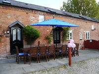 Cleaners required for Holiday Cottage Company, Part time/full time perm or temp. Stratford upon Avon