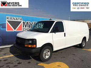 2016 Chevrolet Express 2500 EXTENDED LENGTH, AIR CONDITIONING, P