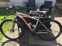 Giant Revel mountain bike butted frame adjustable front forks excellent condition cost over £650!