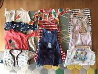 Boys girls unisex clothes. Newborn to 3 mths