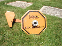 FullStop Security Excalibur Caravan Wheel Clamp/Wheel Lock