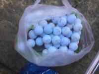 Calloway golf balls