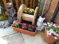Wooden Plant Pot - Planter - Plant tub