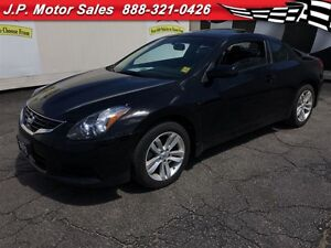 2012 Nissan Altima 2.5 S, Automatic, Leather, Sunroof, Only 64,0