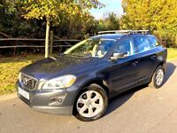 Volvo XC60 2.4 D5 SE Geartronic AWD Late 2008 (Dec) Stunning Rarely Available Car
