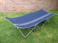 Camping bed NOT blow up