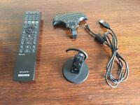 Official PS3 remote, headset & keypad! RRP £60