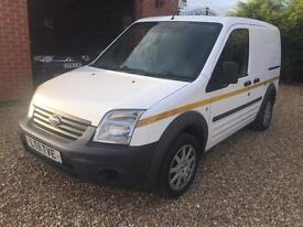 Ford transit connect crew van 5 seater2011 11 Reg