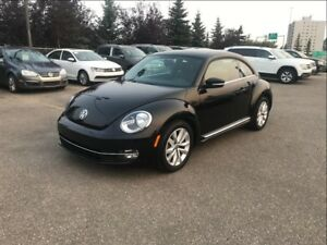 2013 Volkswagen Beetle Highline 2.5L 5sp